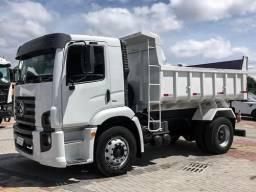 Volks 17280 Toco 14 Caçamba Simples 7m³=mercedes Ford Cargo<br><br> 2014 A VISTA OU PARCELADO.