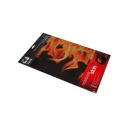Skin Adesivo Vinil Para Notebook 15.6 Sn-1002 C3tech  Fogo