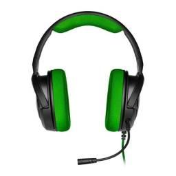 Título do anúncio: Headset Corsair HS35 stereo, melhor preço!!