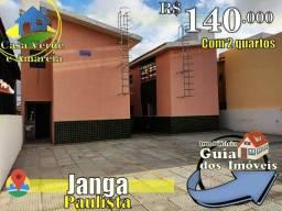 Título do anúncio: Prive no Janga, Paulista por 139.999 reais