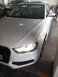 Oportunidade, Audi A4 Attraction 1.8 turbo TFSI, teto solar, rodas aro 18