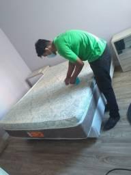 Limpeza e HIGIENIZAÇÃO em cama