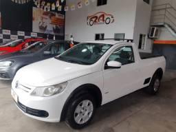 NOVIDADE!!! VW Saveiro TREND FLEX 1.6 2013 Completo