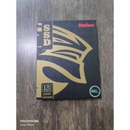 SSD 480Gb Novo e Lacrado - Promoção
