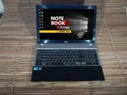 """Notebook Acer Aspire V3 571-15,6"""" W10 core i5 3210  8Gb de Ram - 1Tb de Hd - Top Top Top"""