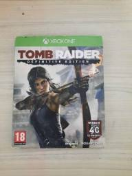 Tomb raider xbox one Vendo ou Troco