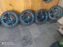 Vendo jogo de rodas aro 18
