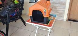 Casinha de cachorro (cães pequeno porte)