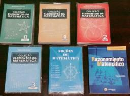 Coleção Rufino 0, 1, 2, 3 + Aref Volume 7 + Razonamiento Matemático