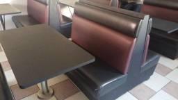 Título do anúncio: Mesas e sofás para lanchonete