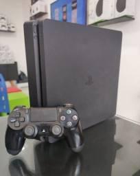 PS4 Slim 500GB/1TB - Loja Física - Aceitamos Cartões em até 12x
