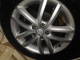 Troco rodas originas do Golf Sportline