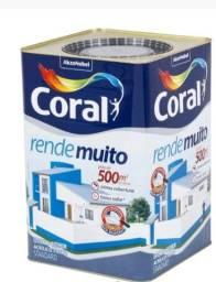 Tinta Coral Rende Muito