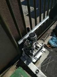 Segurança Eletrônica Manutenção e Instalação Motor Portão
