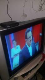 Televisão tubo Panasonic 29 polegadas.200 reais..