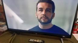 Barbada vendo TV Led smart aoc 40 polegadas em ótimo estado