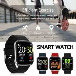 Smartwatch PRO 116 - Relógio Inteligente