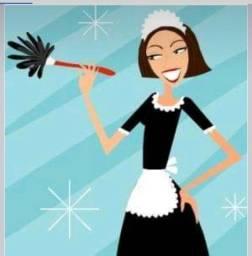 Ofereço meu serviço, diaristas,auxíliar de cozinha,serviços gerais' empregada doméstica