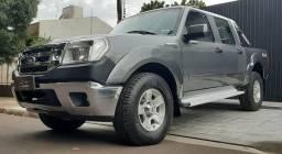 Ford Ranger XLT 3.0 Diesel 4x4 2011 Completa, 4 Pneus Novos