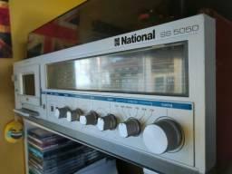 Som National Ss5050 Raridade Toca discos vitrola