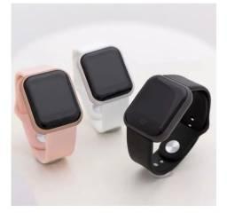 Relógio smartwatch D20 com funcão foto
