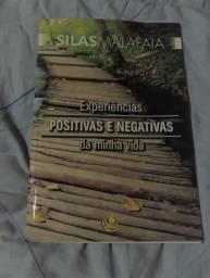 Livro Experiências Positivas e Negativas da Minha Vida- Silas Malafaia