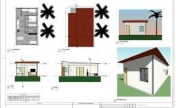 Projetos arquitetônico e instalações