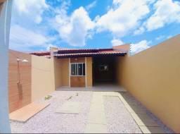 DP casa nova com 2 quartos 2 banheiros com doc. inclusa com entrada facilitada