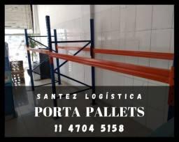 Título do anúncio: Novos lotes de porta Pallet, pallets, palete, paletes