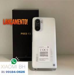 PRONTA ENTREGA! Poco F3 128GB 6GB Ram / Novo Lacrado GARANTIA / GLOBAL