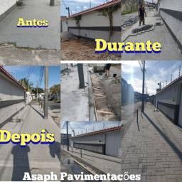 Pavimentação em geral / Calceteiro disponível