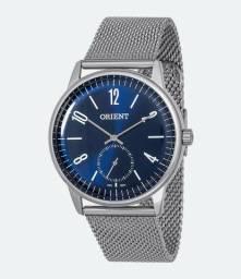 Relógio Masculino Orient slim Analógico