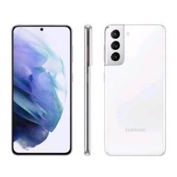 Samsung Galaxy S21 + capa Nilkin + película