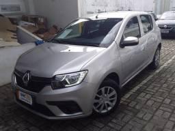Título do anúncio: Renault Sandero 1.0 12V SCE FLEX ZEN MANUAL