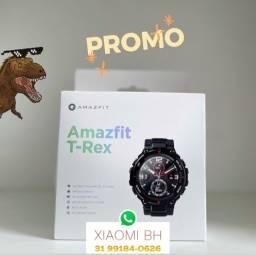 PROMOÇÃO! Amazfit T REX / Novo Lacrado GARANTIA