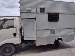 Caminhão Kia BongoK2700(Motorhome)