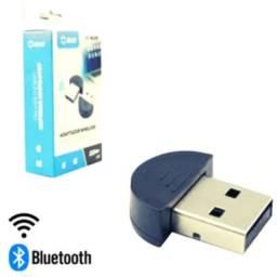 Adaptador Bluetooth Wireless Usb 2.0 Sem Fio Fone De Ouvido
