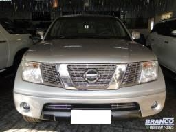 Título do anúncio: Nissan Frontier SEL CD 4x4 2.5 TB Diesel Aut.