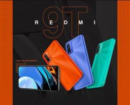 Redmi 9T  | 4 Ram /128GB  (azul) -Xiaomi