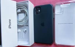 iPhone +NF (11 256gb). Sem Golpe mano!
