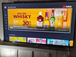 Smart tv led 4k ultra HD 50 polegadas