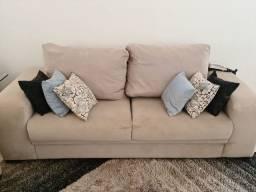 Excelente sofá para família