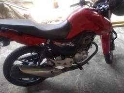 Moto Honda 160 Fan 2019