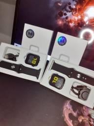 Smartwatch X6 faz e recebe ligações