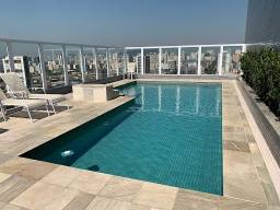 Título do anúncio: Apartamento com 2 dormitórios à venda, 58 m² por R$ 450.000,00 - Vila Matias - Santos/SP