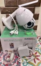 Câmera de Segurança A Prova D'água, Infravermelho, Externa, HD 1080, Nova A Pronta Entrega
