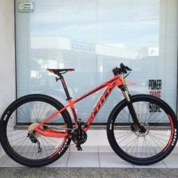 Bicicleta Scott Scale 970 - 30 Marchas - Kit Shimano Deore Tamanho L Aro 29 POR R$5.000,00