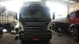 Scania P340 6X2 - 2010