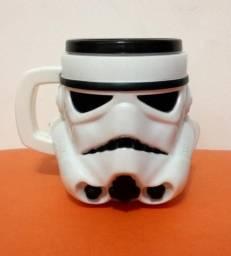 Caneca/Porta Lápis Star Wars Stormtrooper