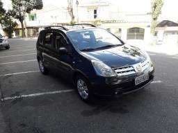 Nissan livina 2011 completa - 2011